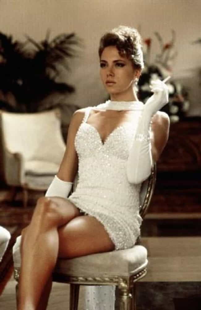 Brenda Bakke (Hot Shots Part D... is listed (or ranked) 2 on the list The Most Gorgeous Crossed Legs in Movies