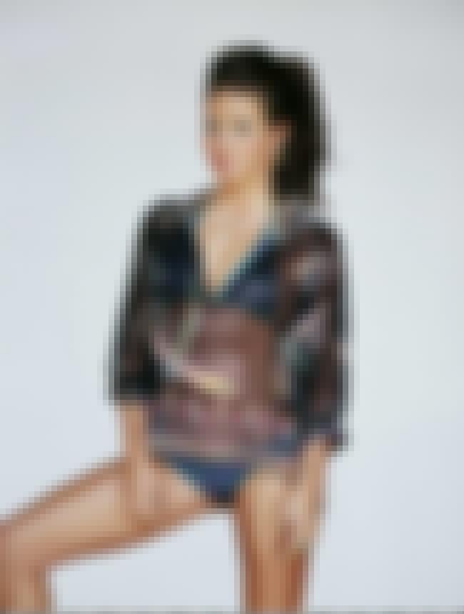 Evangeline Lilly in Blue Bikin... is listed (or ranked) 3 on the list Evangeline Lilly Bikini Photos
