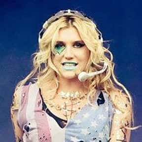 Ke$ha is listed (or ranked) 5 on the list 50 Most Popular Music Artists of 2010
