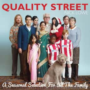Quality Street: a Seasonal Sel is listed (or ranked) 8 on the list The Best Alternative Rock Christmas Albums