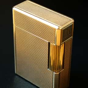 ST Dupont is listed (or ranked) 2 on the list The Best Lighter Brands