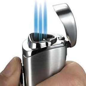 Bot Torch is listed (or ranked) 17 on the list The Best Lighter Brands