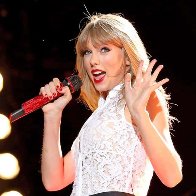 Taylor Swift Raising the Roof is listed (or ranked) 24 on the list The 26 Hottest Taylor Swift Pictures