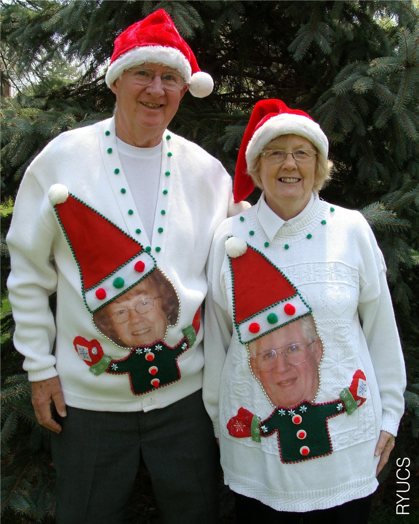 Random Ugliest Christmas Sweaters