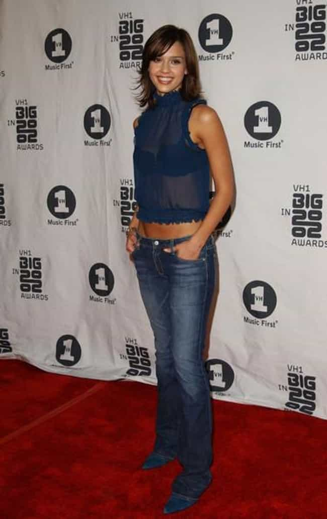 Flare Jeans is listed (or ranked) 3 on the list 49 Fashion Trends That Should Make a Comeback