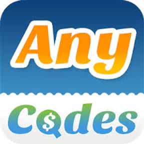 AnyCodes.com is listed (or ranked) 7 on the list The Best Coupon Websites