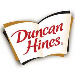 Duncan Hines is listed (or ranked) 25 on the list The Best Cookie Brands