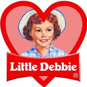 Little Debbie is listed (or ranked) 10 on the list The Best Cookie Brands
