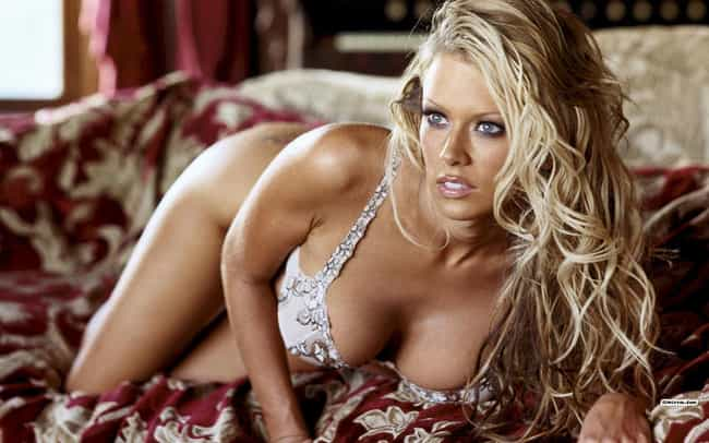 Jenna Jameson Hops Into Bed is listed (or ranked) 3 on the list The 20 Hottest Jenna Jameson Photos of All Time