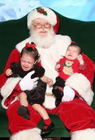 Their Tears Only Fuel Santa's Smile