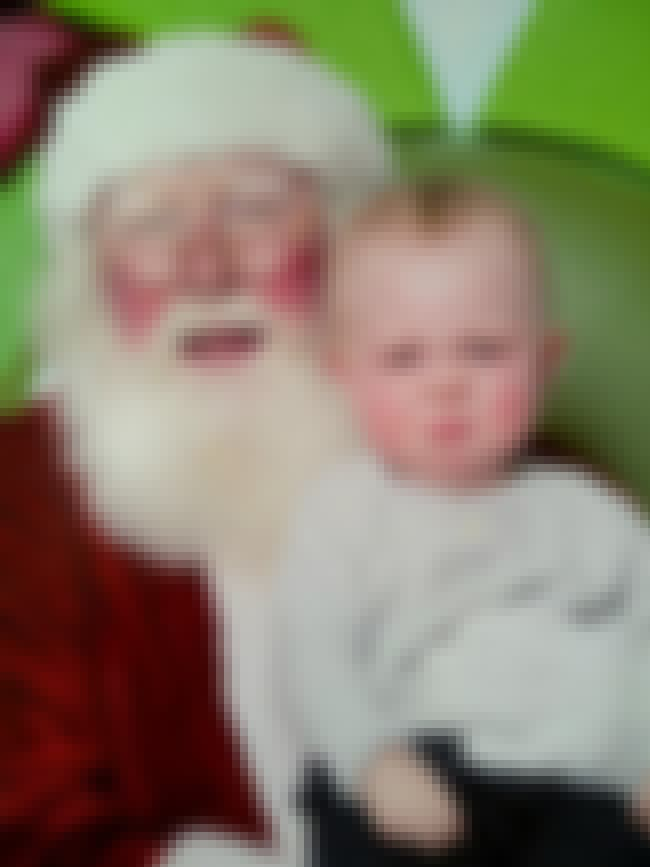 Santa Farted is listed (or ranked) 2 on the list 58 Kids Who Are Terrified of Santa Claus