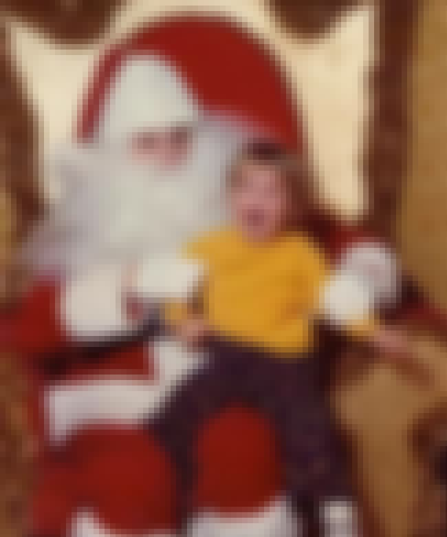 This Kid is Actually Scared of... is listed (or ranked) 4 on the list 58 Kids Who Are Terrified of Santa Claus