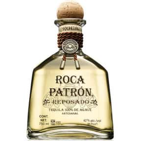 Reposado is listed (or ranked) 25 on the list The Best Top Shelf Alcohol Brands