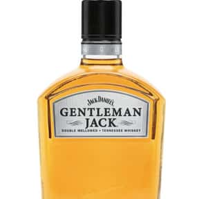 Gentleman Jack is listed (or ranked) 12 on the list The Best Top Shelf Alcohol Brands