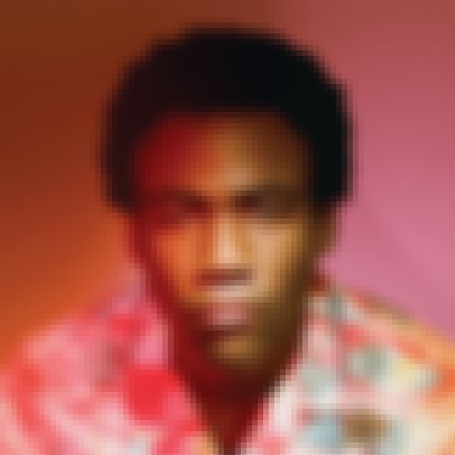 Childish Gambino - because the... is listed (or ranked) 2 on the list Which album do you think will chart highest next week?