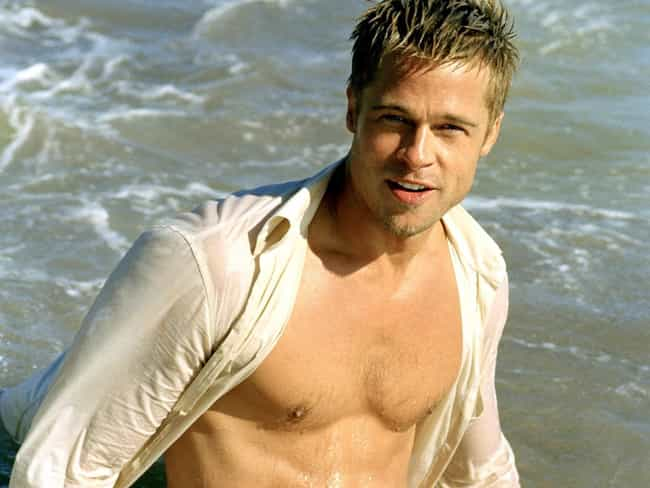 Brad Pitt Should Just th... is listed (or ranked) 3 on the list The Hottest Brad Pitt Photos