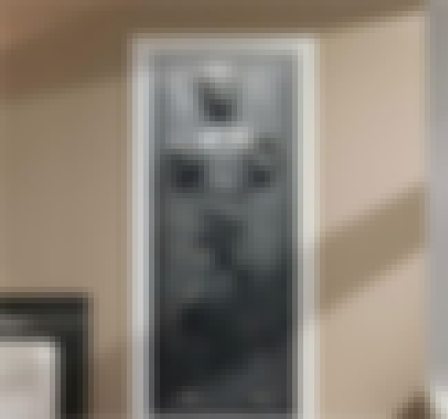 Han Solo Carbonite Door Decal is listed (or ranked) 1 on the list The Best Gifts for Geeks