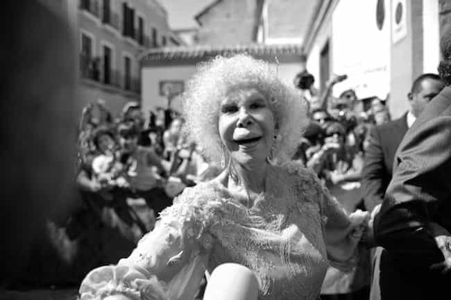 Duchess of Alba is listed (or ranked) 3 on the list 20 Celebs Who Lost Their Sex Appeal After Plastic Surgery