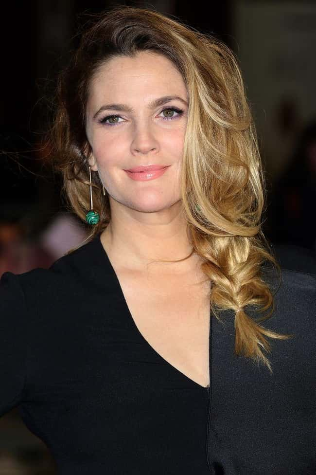 Drew Barrymore Now is listed (or ranked) 10 on the list 45 of Your Childhood Crushes (Then and Now)