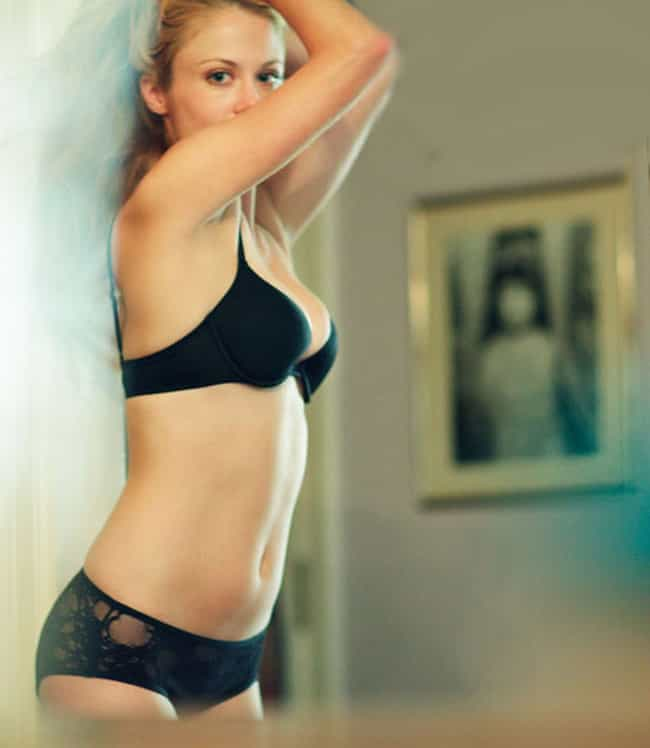 Claire Coffee in Black Lingeri... is listed (or ranked) 4 on the list Hottest Claire Coffee Photos