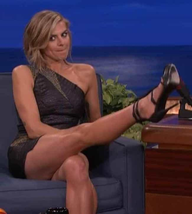 Eliza Coupe Just Showing Off is listed (or ranked) 1 on the list Hottest Eliza Coupe Photos