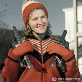 Lidija Skobilowa is listed (or ranked) 14 on the list The Best Athletes Of All Time