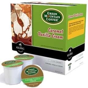 Green Mountain Caramel Vanilla is listed (or ranked) 6 on the list The Best K-Cup Flavors