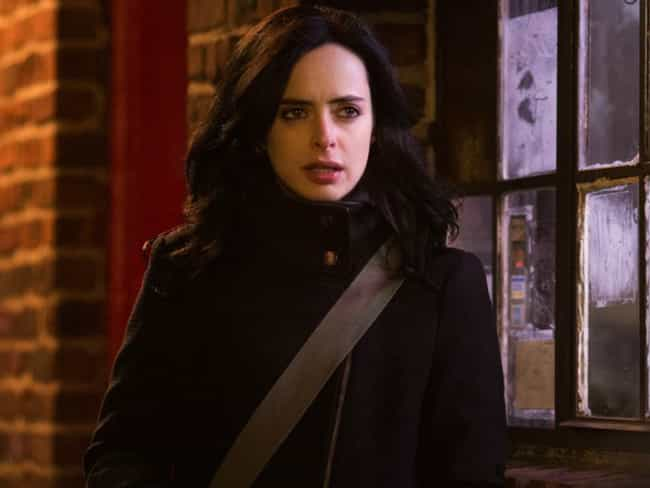 Alcoholism is listed (or ranked) 4 on the list 21 Tough Issues Jessica Jones Tackles with Sensitivity