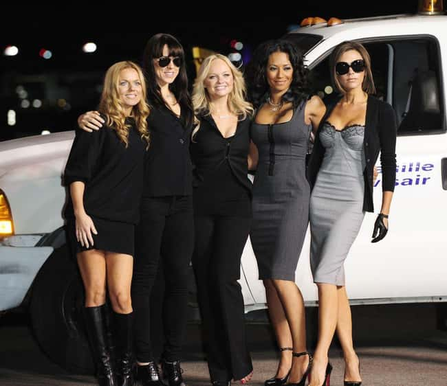 Spice Girls Now is listed (or ranked) 8 on the list 45 of Your Childhood Crushes (Then and Now)