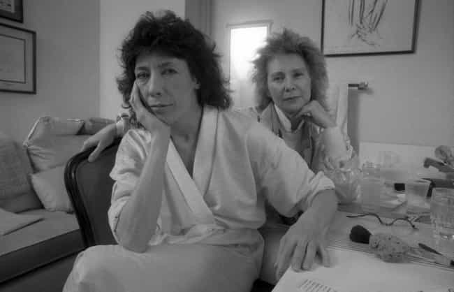 Lily Tomlin and Jane Wagner is listed (or ranked) 2 on the list Celebrity Weddings 2013: List of Famous Marriages