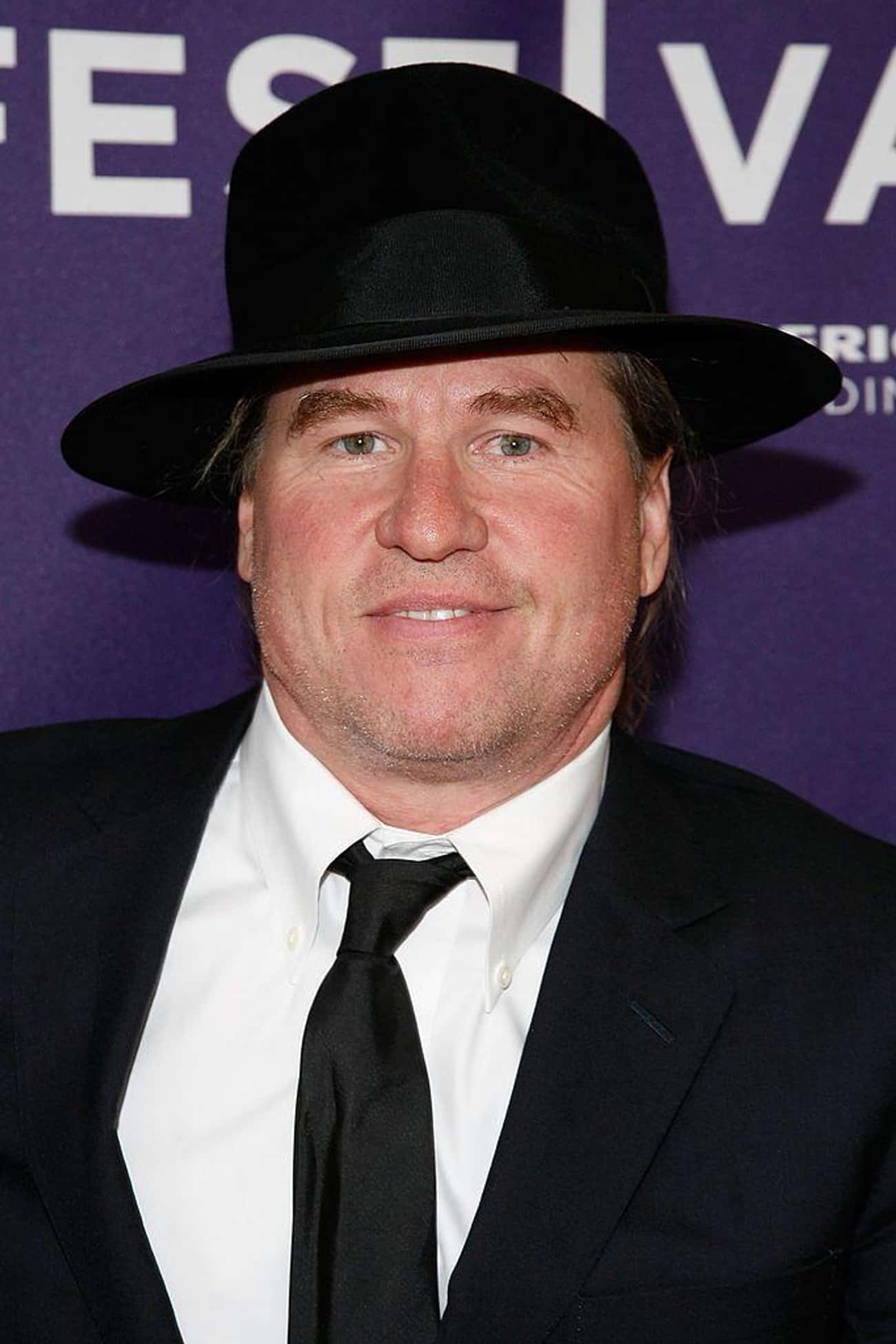 Val Kilmer, 2012 is listed (or ranked) 2 on the list Famous People Who Gained Weight