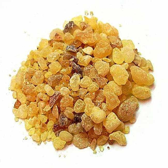Frankincense is listed (or ranked) 3 on the list The Best Essential Oils for a Cough
