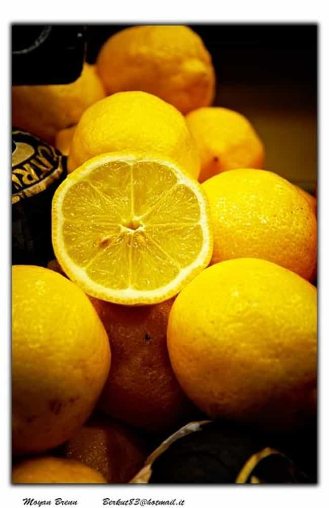 Lemon is listed (or ranked) 4 on the list The Best Essential Oils for Constipation