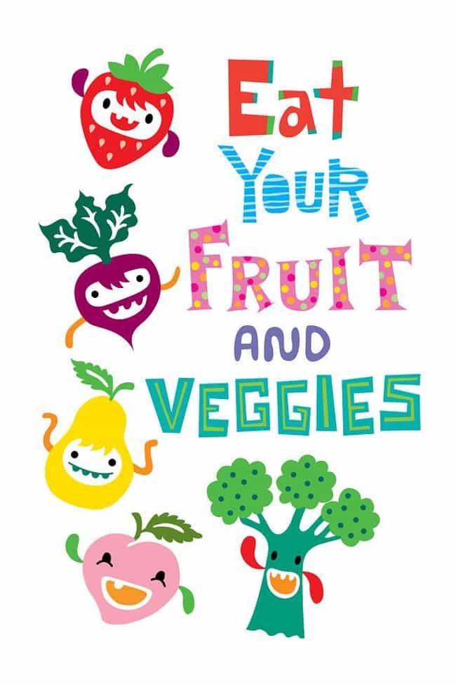 Eat Your Fruits and Veggies is listed (or ranked) 4 on the list 27 Effective Tips for Men to Look Younger
