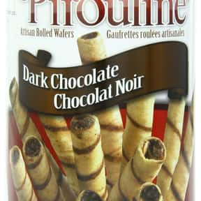 Pirouline Wafers is listed (or ranked) 12 on the list The Best Store-Bought Cookies