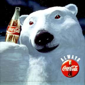 Coca-Cola Polar Bears is listed (or ranked) 18 on the list The Most Memorable Advertising Mascots of All Time