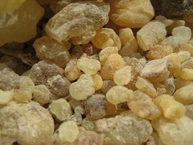 Frankincense is listed (or ranked) 1 on the list The Best Essential Oils for Grief