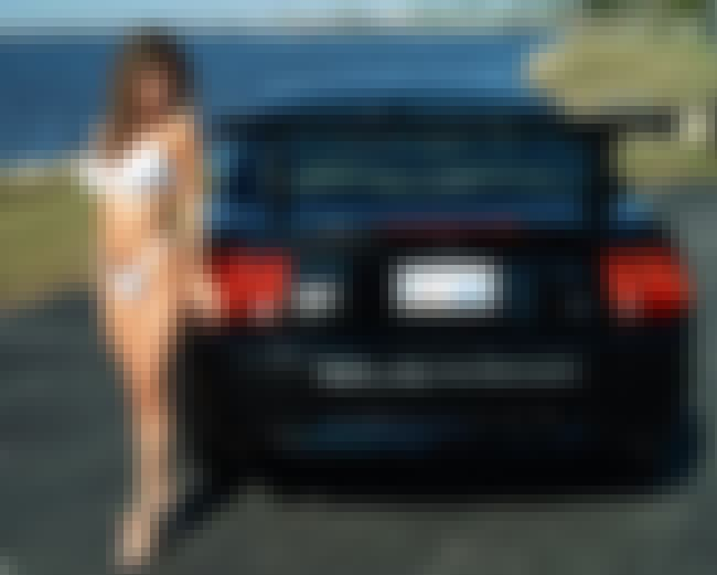 Like My Ride? is listed (or ranked) 2 on the list Hot Girls Posing With Mustang GT