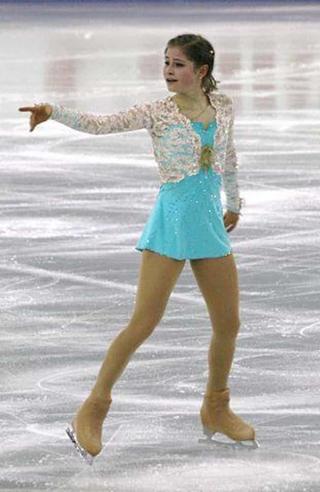 Julia Lipnitskaya is listed (or ranked) 4 on the list The Greatest Russian Figure Skaters of All Time