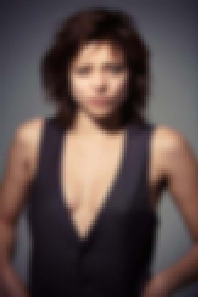 Lizzie Brochere in Vest is listed (or ranked) 2 on the list Hottest Lizzie Brochere Photos