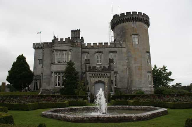 Dromoland Castle is listed (or ranked) 5 on the list The Most Beautiful Castles in Ireland