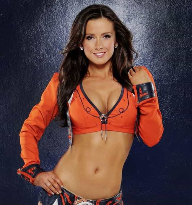 Patricia is listed (or ranked) 1 on the list The Hottest Cheerleaders of Super Bowl XLVIII