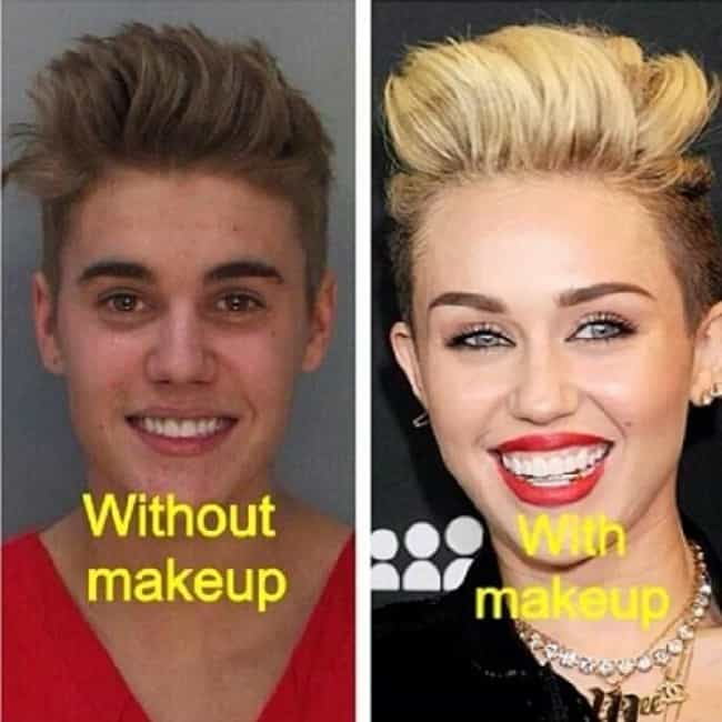 Who Wears It Better: Biebs or ... is listed (or ranked) 2 on the list The 22 Best Justin Bieber Mugshot and Arrest Memes