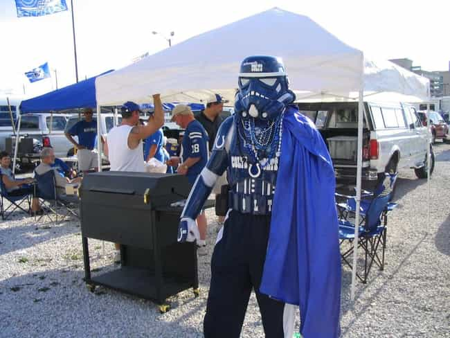You Don't See This Every Day is listed (or ranked) 1 on the list The 19 Craziest Super Bowl Fans of All Time