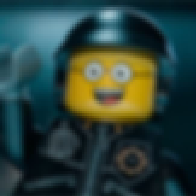 Good Cop/Bad Cop is listed (or ranked) 3 on the list The Lego Movie Quotes