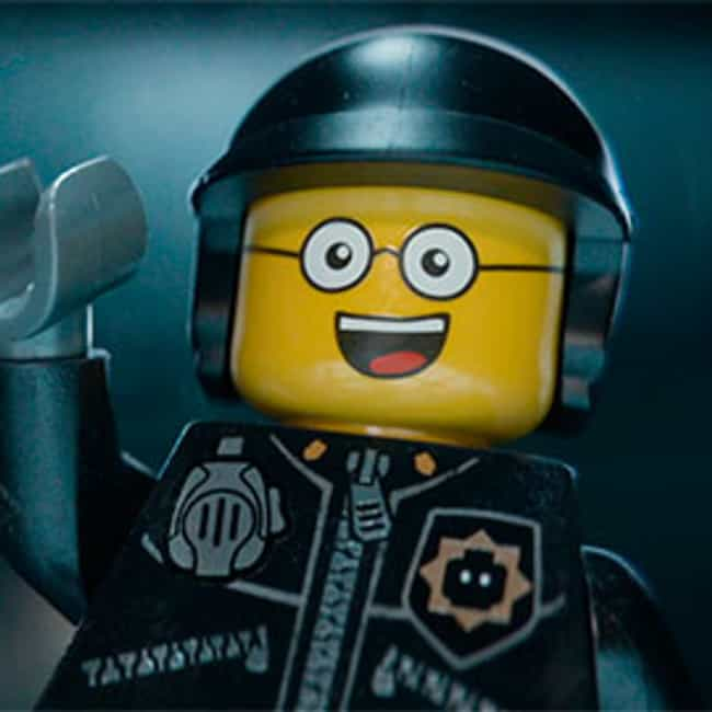 Good Cop/Bad Cop is listed (or ranked) 2 on the list The Lego Movie Quotes