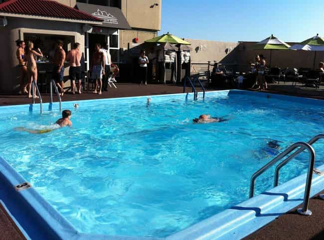 Ion Rooftop is listed (or ranked) 4 on the list The Best Rooftop Pools in Los Angeles
