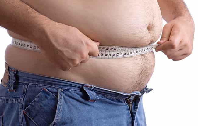 Being Obese is listed (or ranked) 3 on the list 19 Everyday Things That Are Making You Dumber
