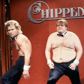 Chippendale Auditions Dancers is listed (or ranked) 5 on the list The Best Saturday Night Live Characters of All Time