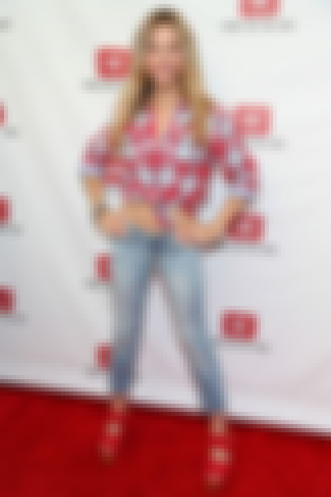 Halston Sage in a Crop Checker... is listed (or ranked) 3 on the list Hottest Halston Sage Photos